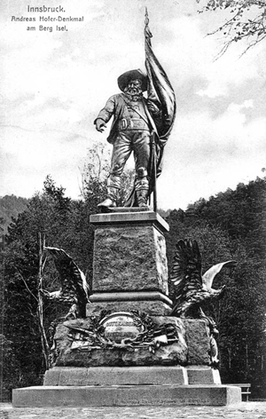 Andreas-Hofer-Denkmal am Bergisel (Innsbruck)