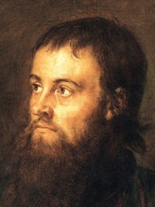Andreas Hofer, Ölgemälde: Franz von Defregger