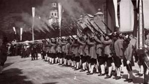 1909 - Jahrhundertfeier des Tiroler Freiheitskampfes