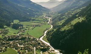 Das Passeiretal, Andreas Hofers engere Heimat