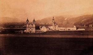 Wilten am Bergisel (heute Innsbruck), um 1900