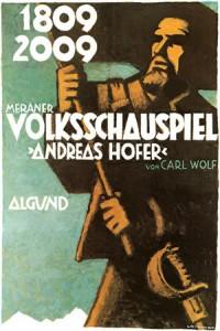 Andreas-Hofer-Volksschauspiel in Algund bei Meran