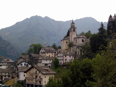 Remmalju - eine Walsersiedlung in Piemont